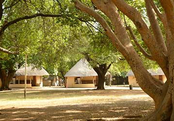 Accommodation in the Kruger National Park