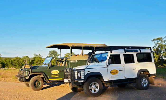 Nandzana Safaris' Vehicles
