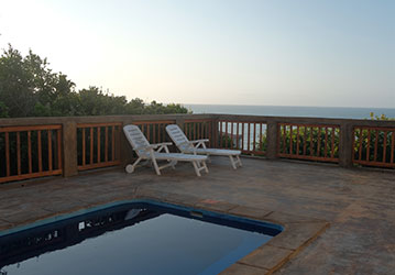 Accommodation in Mozambique